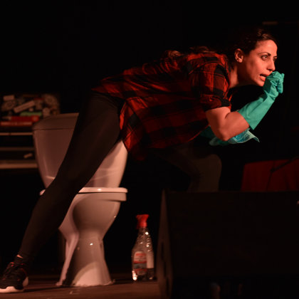 Cabaret Hora Bruja. (Sant Quirze del Vallès, 2018)