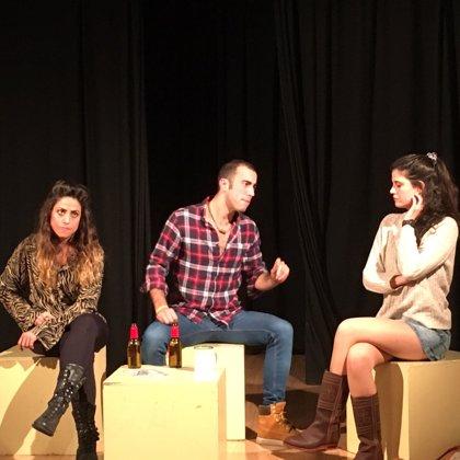 The Furies, by Neil LaButte. At Nancy Tuñón's drama studio (Barcelona, 2016)