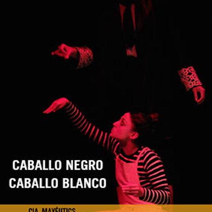 Gesture theatre play by Sergio Salas (2015)